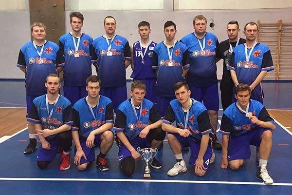 Rēzeknes basketbolisti ieguva LBL3 vicečempiona titulu
