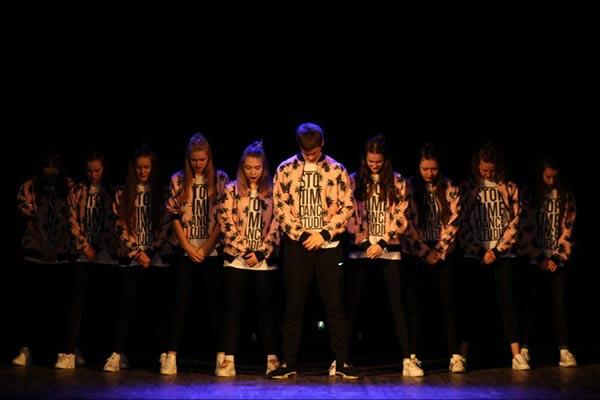 Mūsdienu deju radošā konkursa 1.kārta