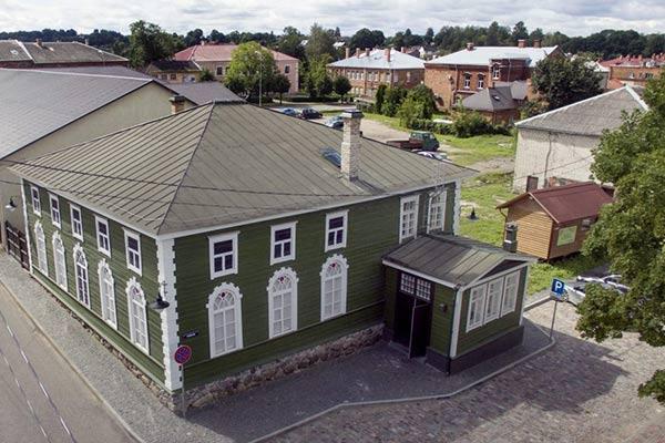 Zaļā sinagoga ielūdz uz muzikālām svētku noskaņām