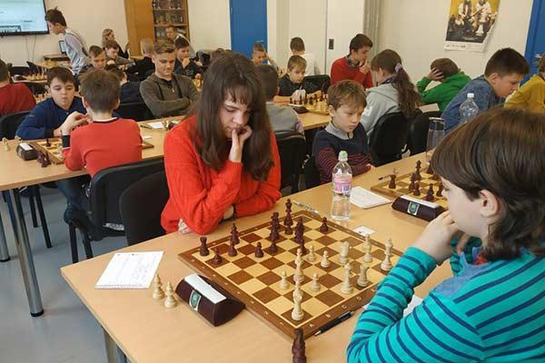 Latgales jauniešu atklātais čempionāts šahā