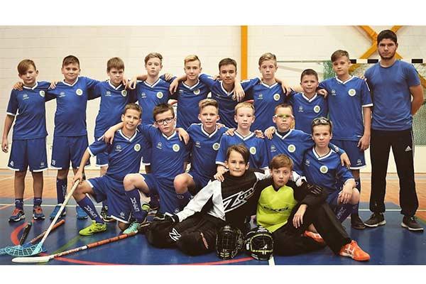 Latvijas Florbola čempionāts U-12