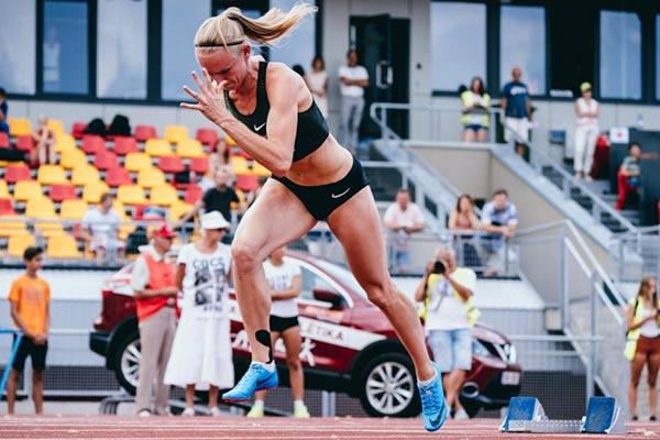 Gunta Latiševa-Čudare – Latvijas čempione vieglatlētikā