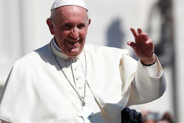 Reģionālais sabiedriskais transports uz Svēto misi pāvesta Franciska vadībā