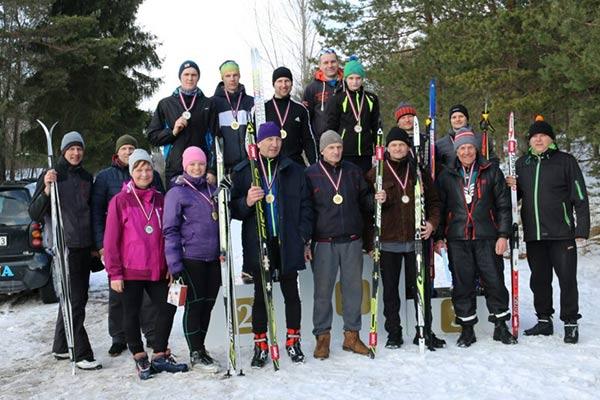 Veiksmīgs slēpošanas sezonas noslēgums