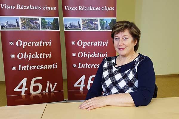 """""""Atvērtais dialogs"""" ar Latgaliešu kultūras biedrības valdes priekšsēdētāju Līviju Plavinsku"""