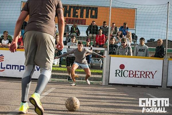 Ghetto Football dodas uz Latgales sirdi – Rēzekni!