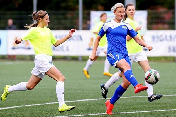 Sestdien norisināsies Latvijas sieviešu futbola kausa izcīņas fināls