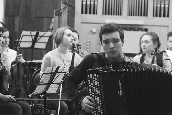 XV Starptautiskā akordeonistu plenēra noslēguma koncerts