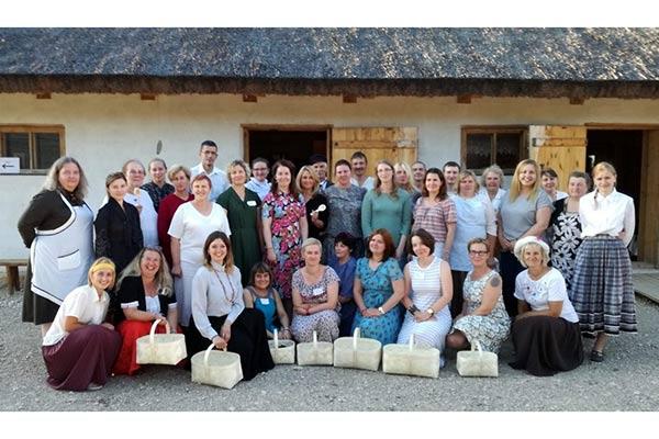 Latgales Kultūrvēstures muzejs piedalījās Starptautiskajā Baltijas valstu muzejpedagogu konferencē