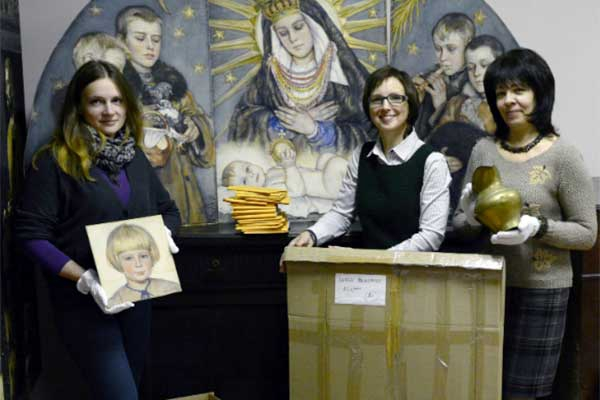 Muzejs saņēmis nozīmīgu Romeru dzimtas dāvinājumu