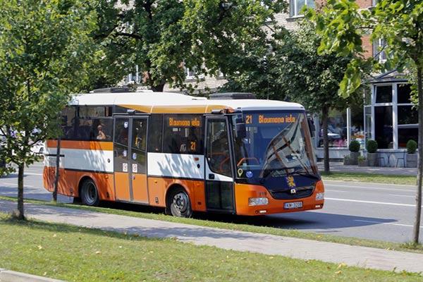 No 1. jūlija spēkā stājas sabiedriskā transporta jaunā kustības shēma