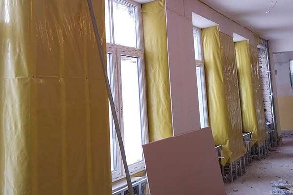 Rēzeknes pilsētas dome modernizē Rēzeknes valsts 1. ģimnāzijas un Rēzeknes 2. vidusskolas izglītības infrastruktūru