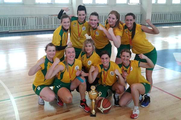 Robežsargu uzvara Iekšlietu ministrijas basketbola sacensībās sievietēm