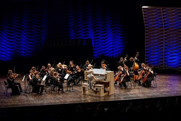 """Lielajai mūzikas balvai kā """"Gada koncerts"""" nominēts Rēzeknē skanējušais """"Bahs un Baltija"""""""