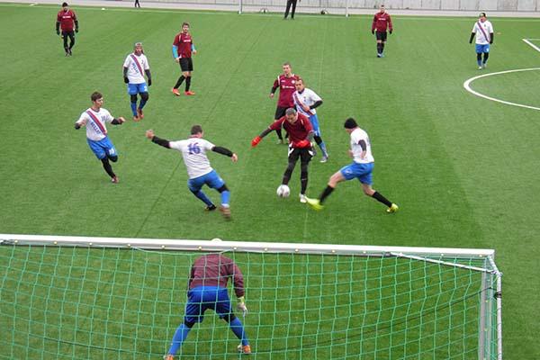 Noslēdzies Rēzeknes pilsētas čempionāts futbolā 8x8 (FOTO)