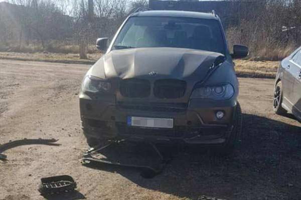 Valsts policija uzsāk kriminālprocesu par Rēzeknē notikušo automašīnas bojāšanu