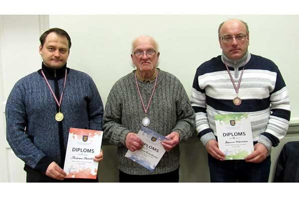 Lielmeistars Ilmārs Starostīts – Rēzeknes čempions